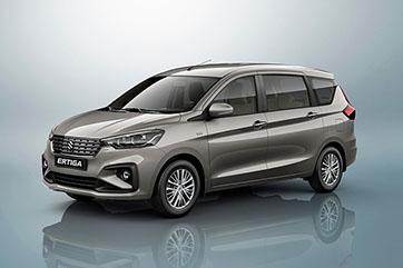 Suzuki Ertiga passa por renovação